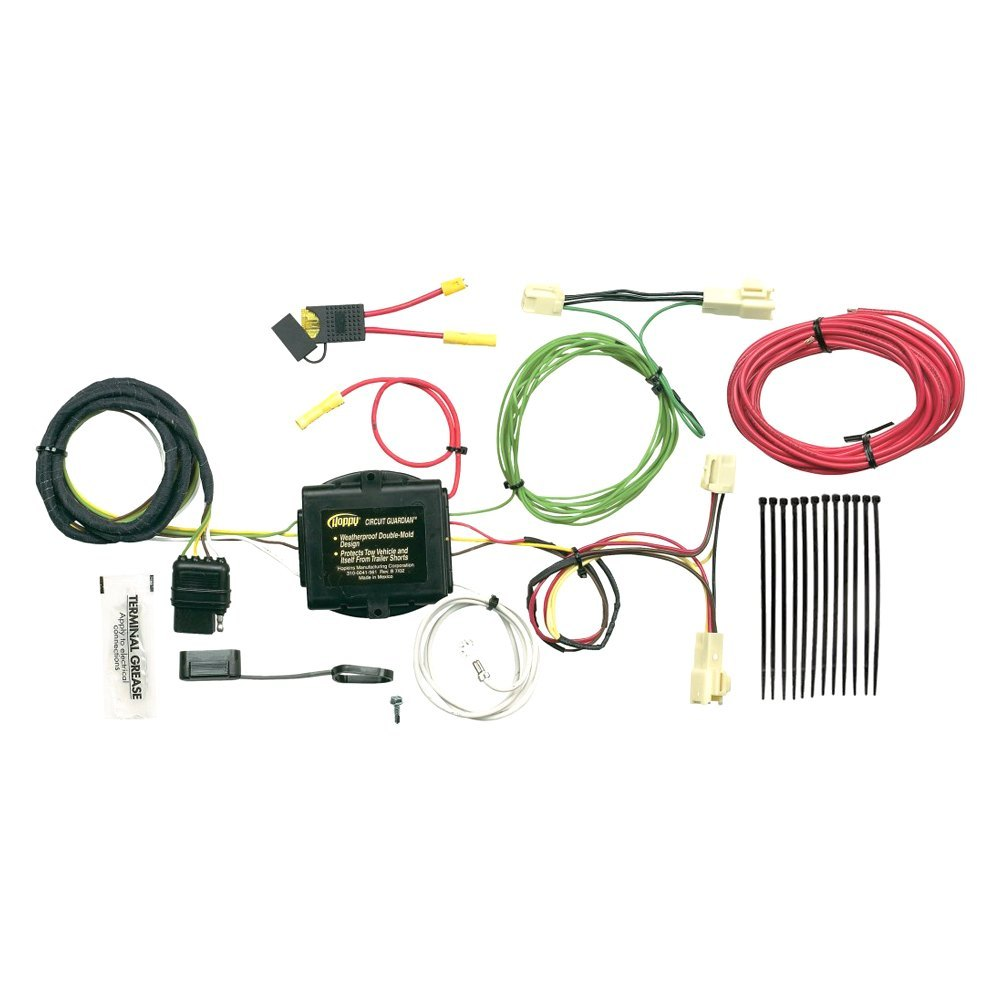 Avalon Wiring Harness For Towing Opinions About Diagram Trailer Honda Pilot Hopkins 11141795 Plug In Simple Rh Carid Com Package