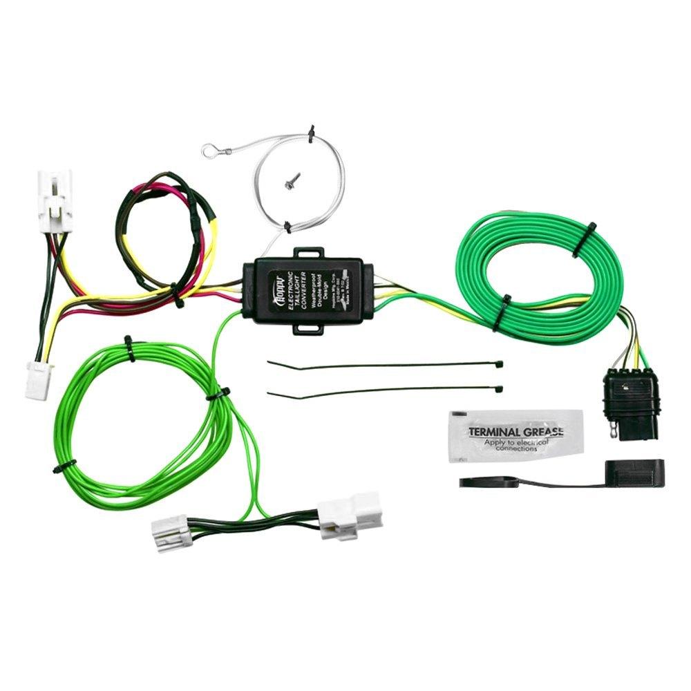 hopkins® - toyota prius 2014 towing wiring harness toyota prius trailer wiring