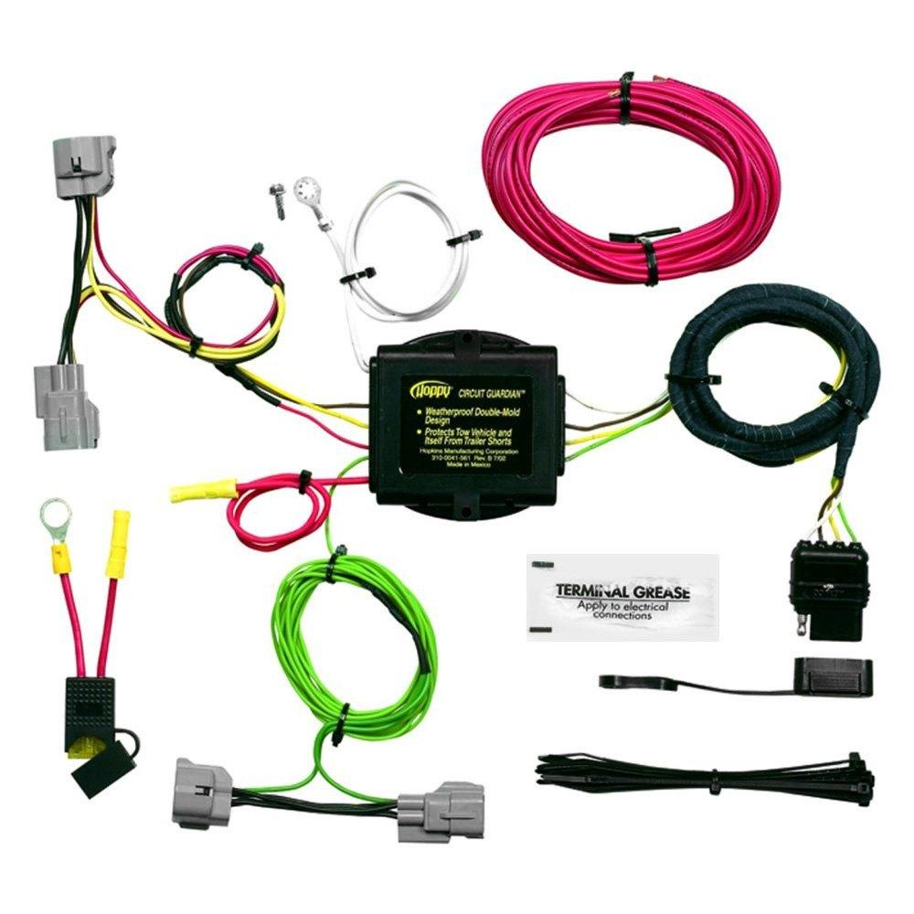 Marvelous Hopkins Towing 11142275 Plug In Simple Towing Wiring Harness Wiring Digital Resources Caliashwinbiharinl