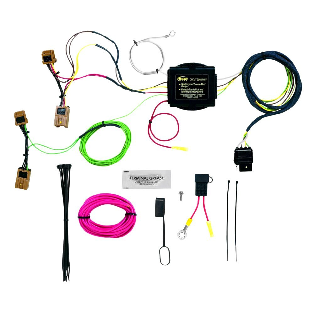 hopkins towing 11143715 towing wiring harness. Black Bedroom Furniture Sets. Home Design Ideas