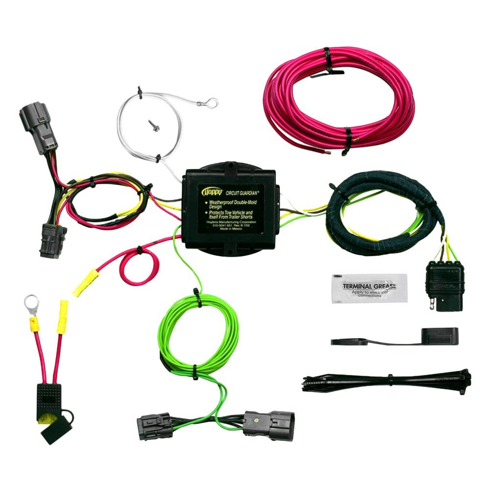 hopkins towing 11143955 plug in simple towing wiring. Black Bedroom Furniture Sets. Home Design Ideas