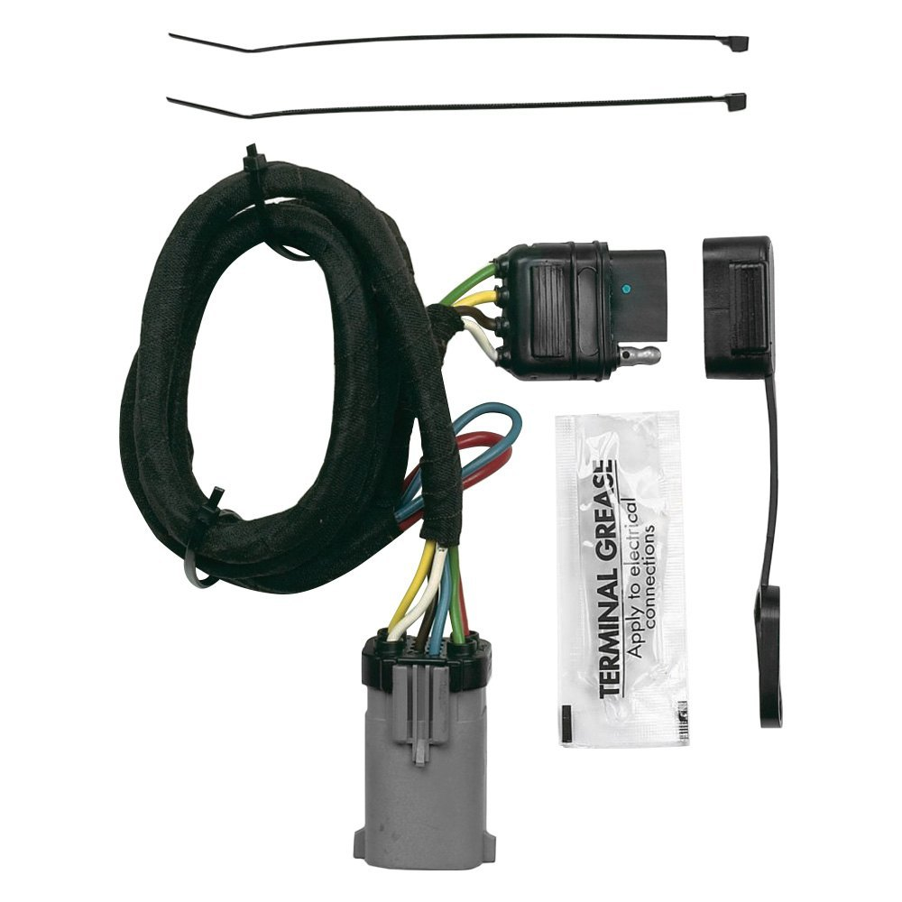 Hopkins reg Ford F 350 2002 Plug In Simple reg Towing Wiring