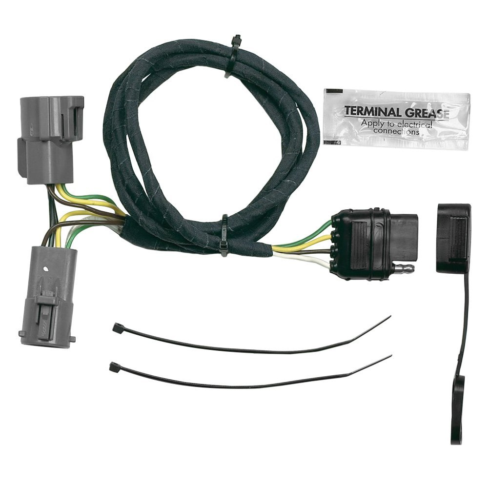 for ford f 250 super duty 05 07 towing wiring harness. Black Bedroom Furniture Sets. Home Design Ideas