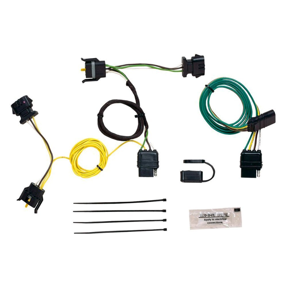 hopkins u00ae ford excursion 2000 plug in simple  u00ae towing