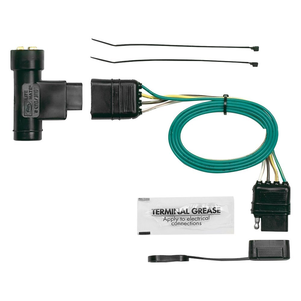 GMC Jimmy 1984 Towing Wiring Harness