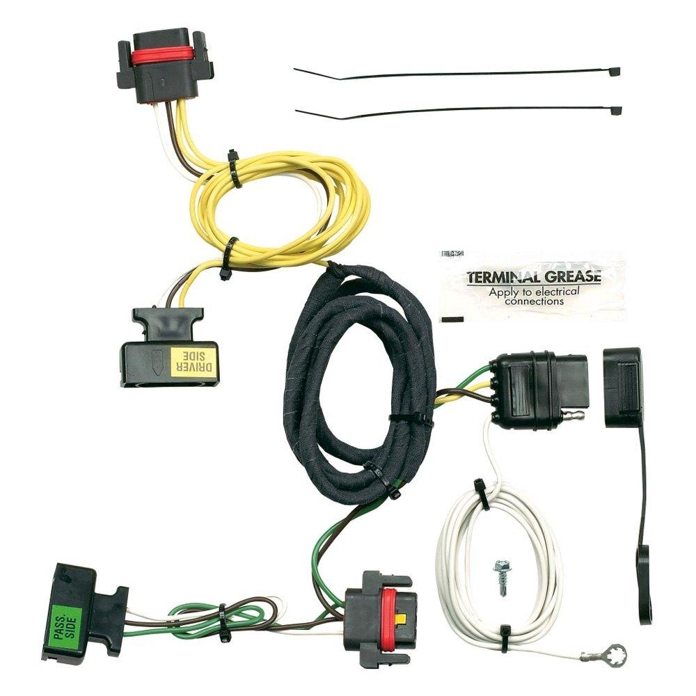 Hopkins Trailer Wiring Harness Diagrams Hoppy Gm Towing U00ae 42205 Plug In Simple Diagram Brake