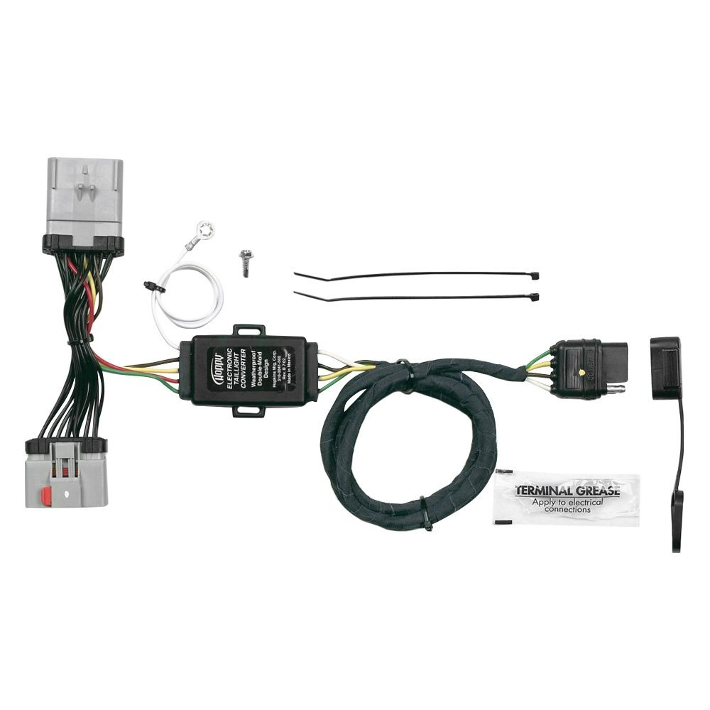 2006 jeep liberty wiring harness hopkins® 42475 - jeep liberty 2006 plug-in simple!® towing ... 2006 jeep liberty wiring schematic