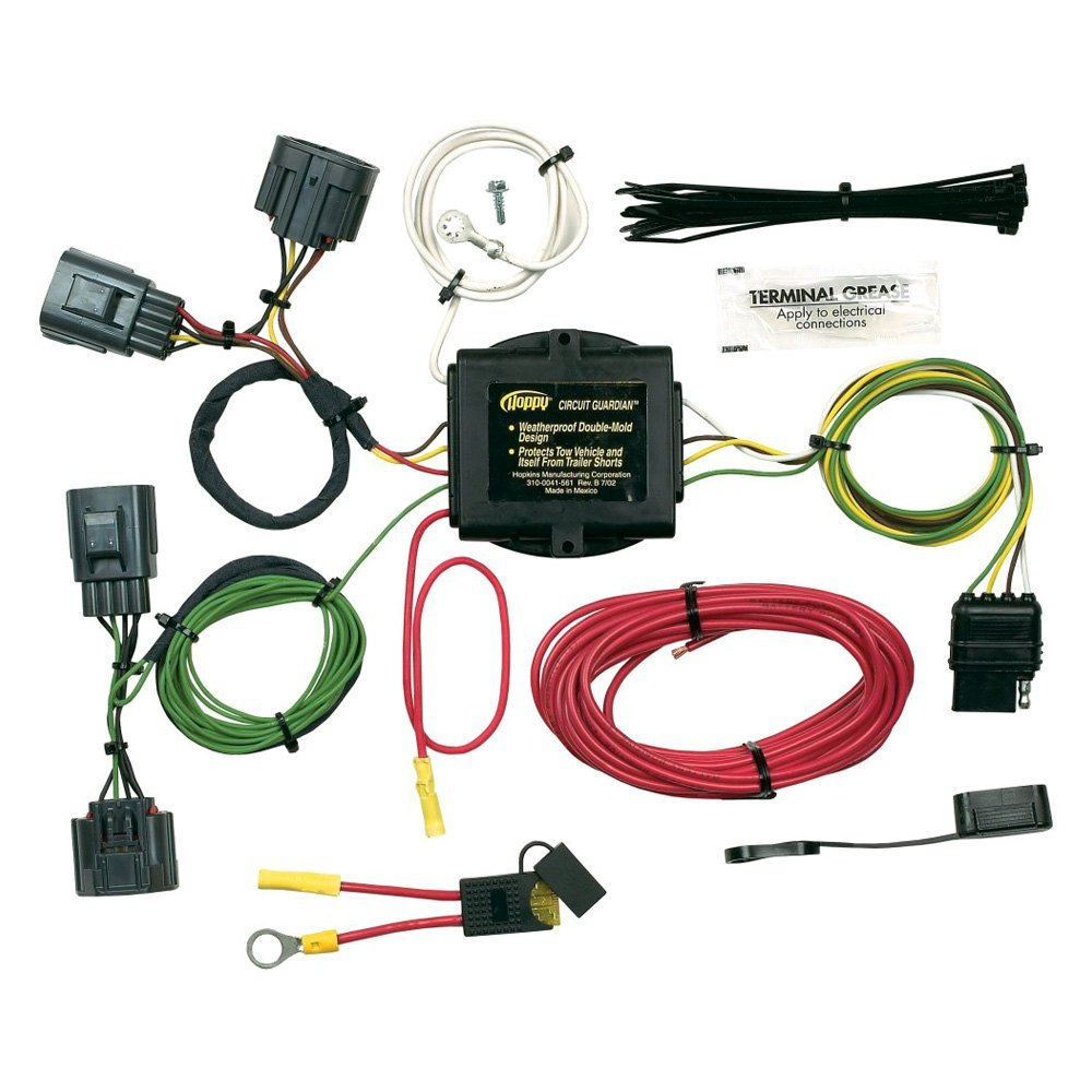 Hopkins® 42705 Jeep Commander 2006 Towing Wiring Harness Standard Tow  Wiring Harness Tow Wiring Harness Jeep Commander