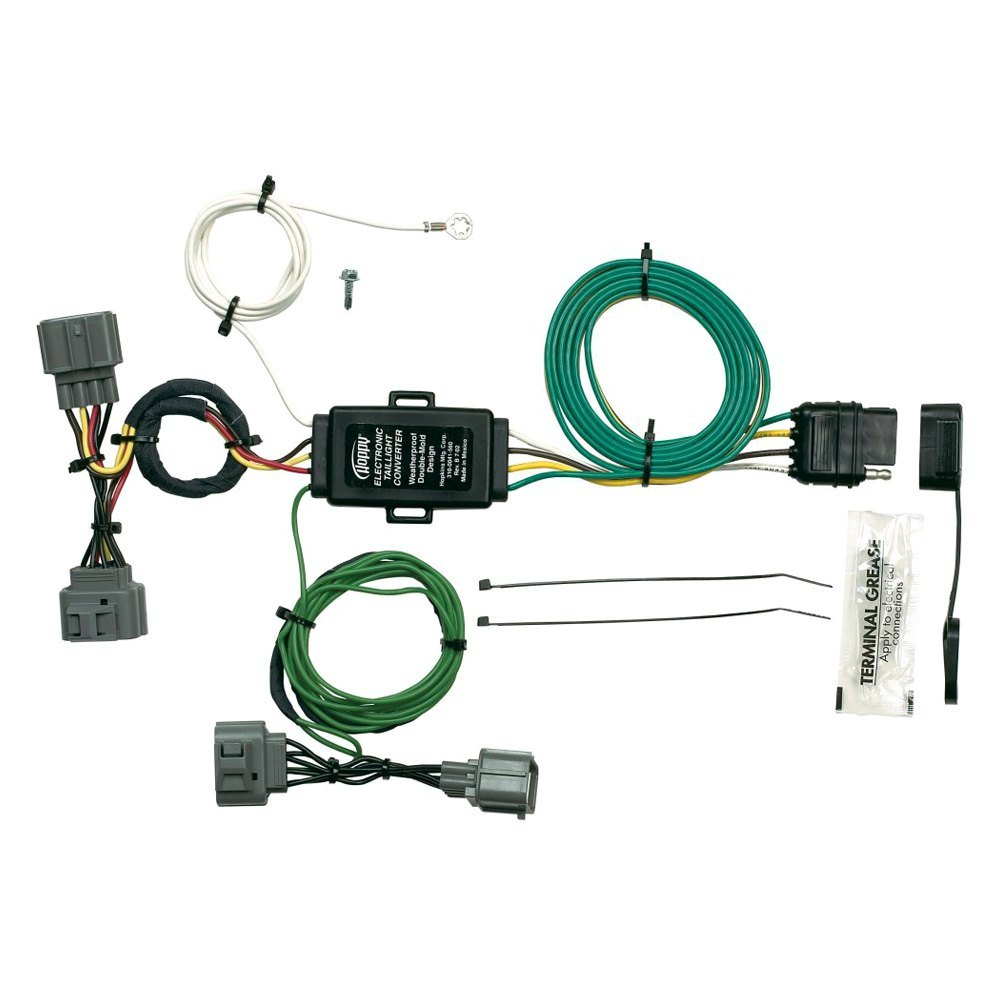hopkins towing 43125 plug in simple towing wiring. Black Bedroom Furniture Sets. Home Design Ideas