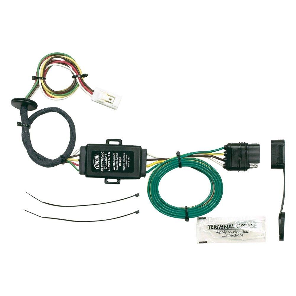 for isuzu axiom 02 04 towing wiring harness hopkins plug. Black Bedroom Furniture Sets. Home Design Ideas