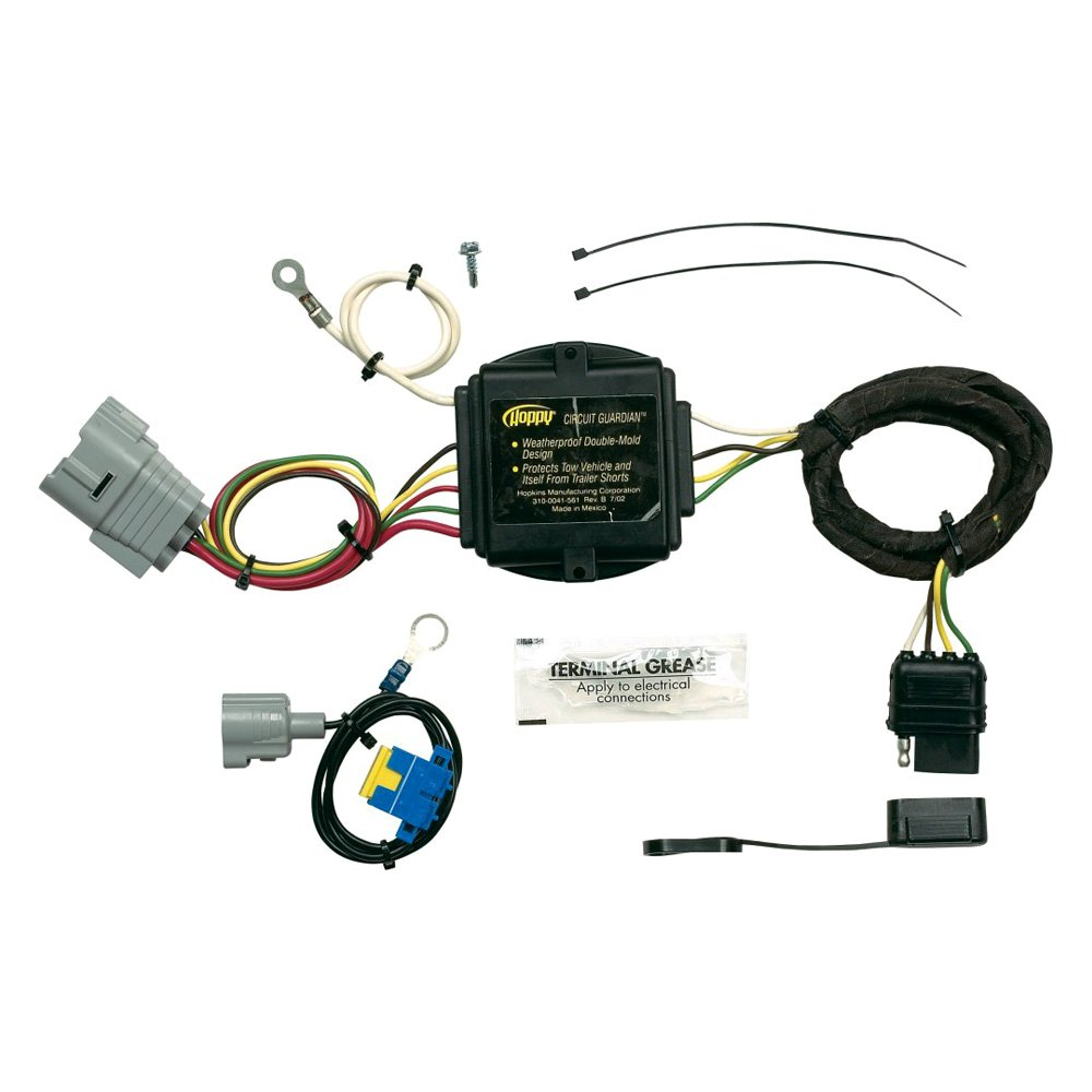hopkins towing 43375 towing wiring harness. Black Bedroom Furniture Sets. Home Design Ideas