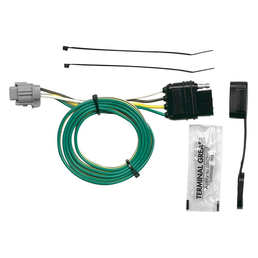 Hopkins nissan frontier towing wiring harness