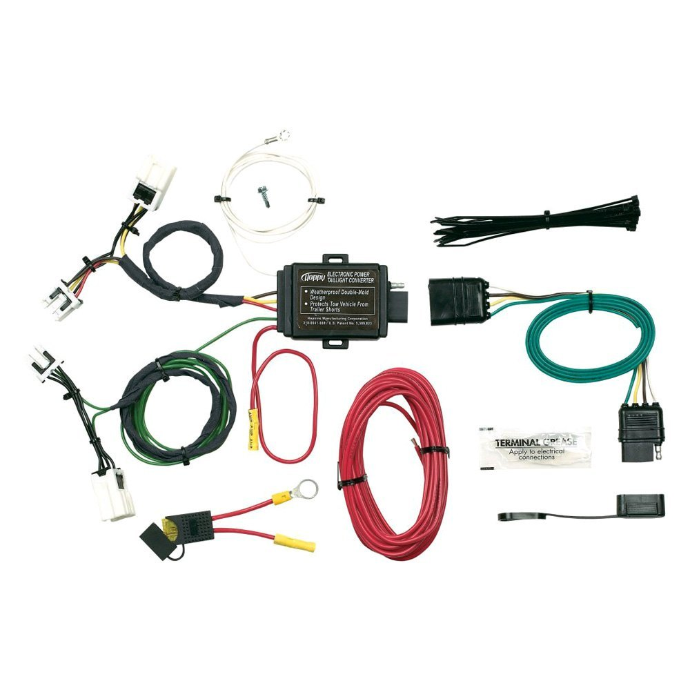 Hopkins nissan xterra towing wiring harness