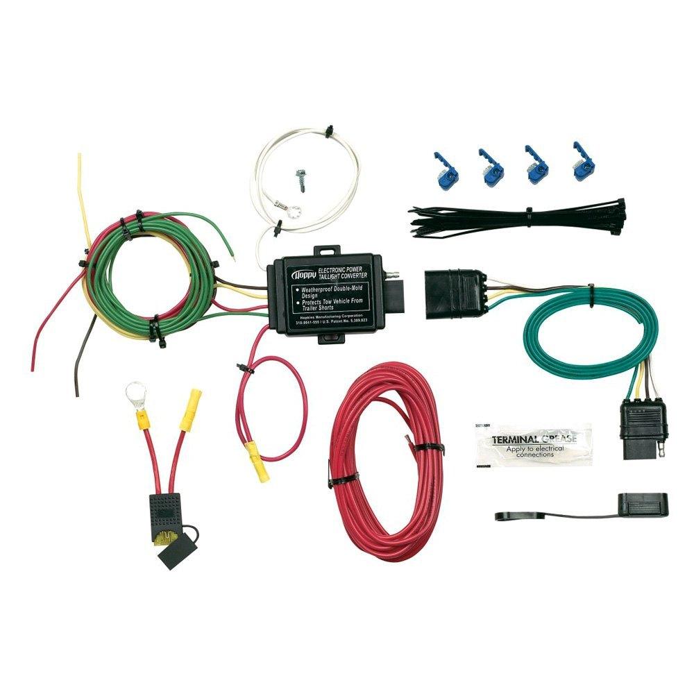 Hopkins Towing® 46255 - Power Tail Light Converter