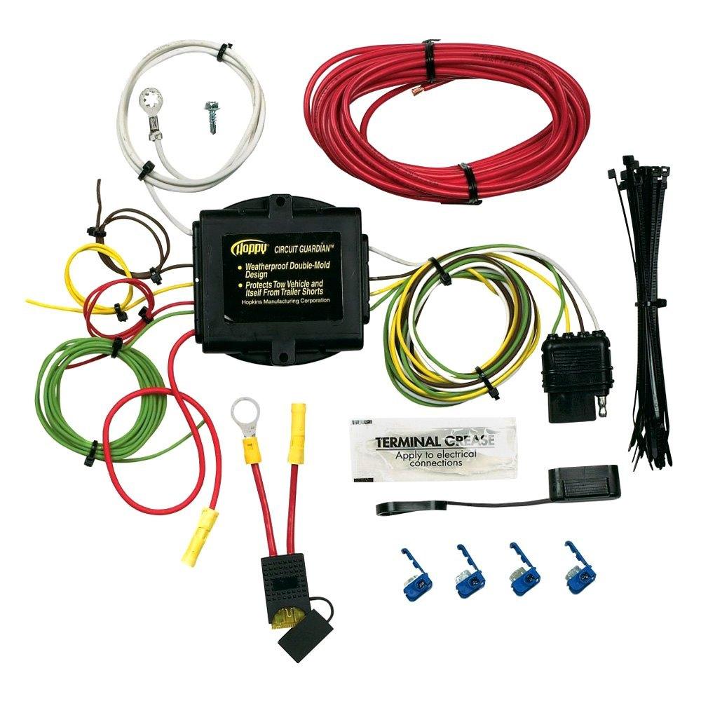 Hopkins Towing® 46365 - Short Proof Power Converter