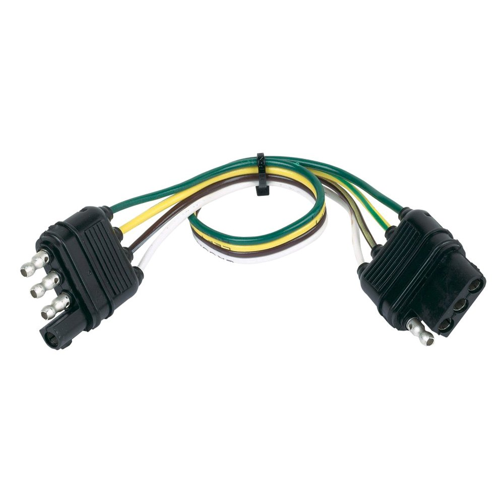 Add A Second Breaker Box With A 50   Plug No Lights Or Outlets Included P2674660 moreover Bcdc1225 install in addition Utility Trailer Abs Wiring Diagram additionally 4 Wire Flat Extension Connector 12 Mpn 48145 additionally Trailer Wiring Diagram With Brakes. on cargo trailer plug wiring