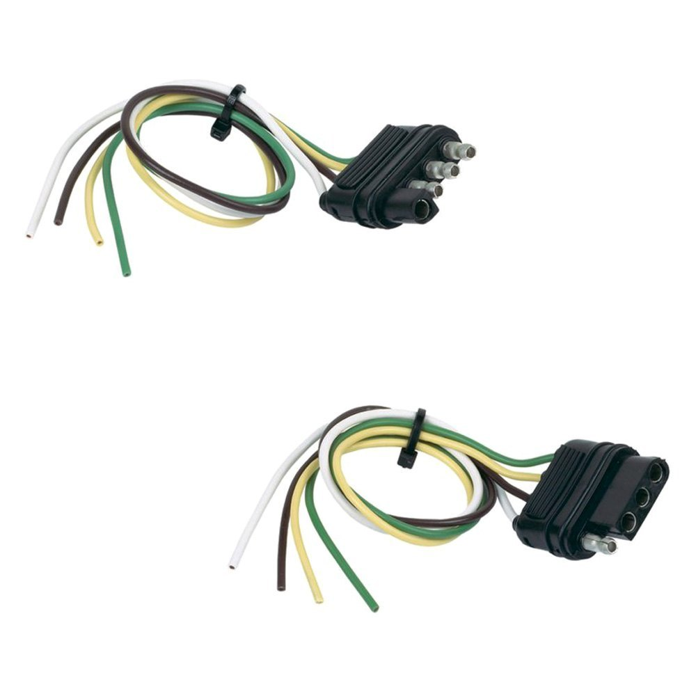 Hopkins® - 4-Wire Flat Connector Set