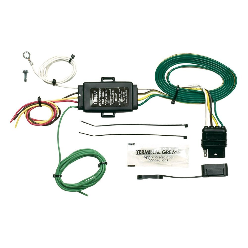 trailer brake light wiring converter hopkins towing® 48925 - 74
