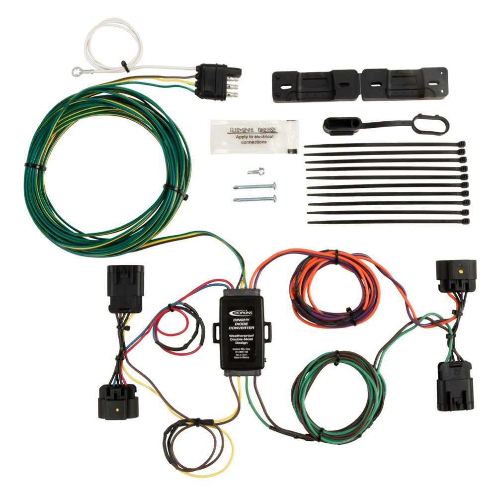 chevy avalanche tail light wiring harness 1978 chevy truck tail light wiring harness hopkins® - chevy avalanche 2007-2013 tail light wiring kit ... #3