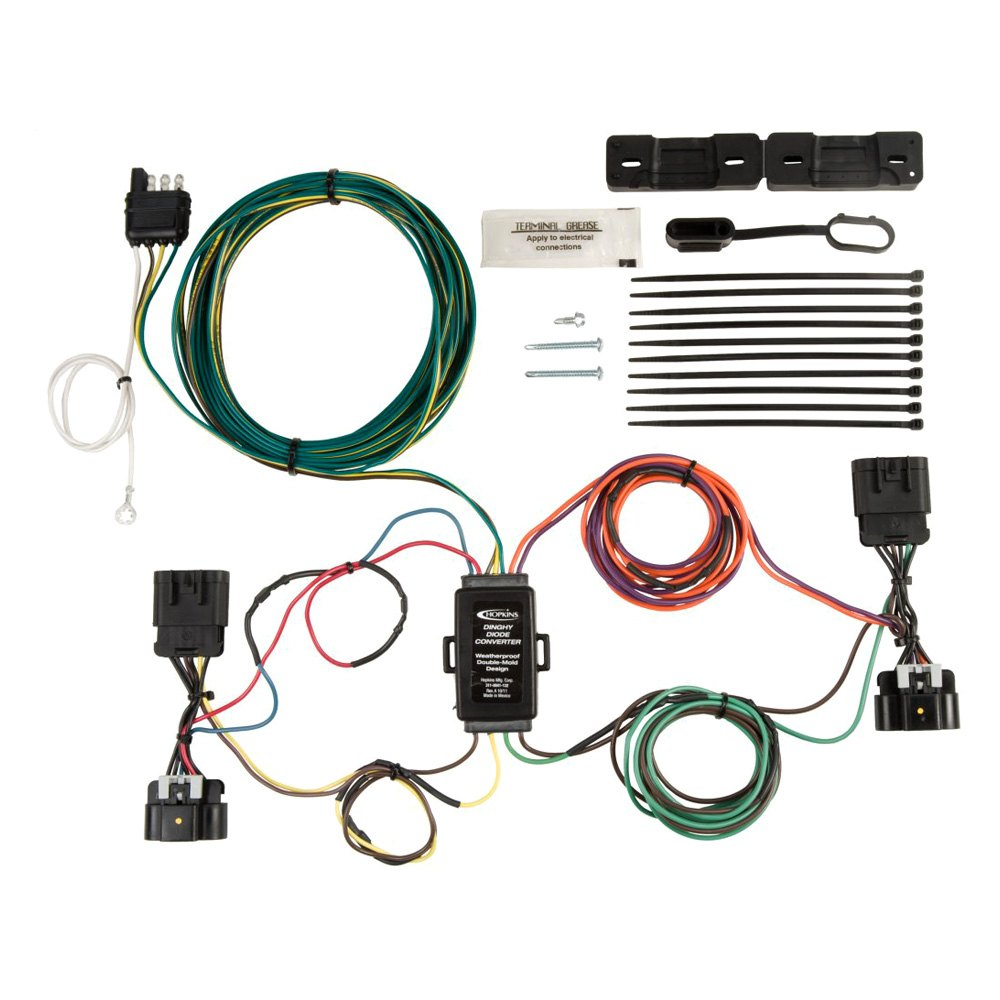 hopkins towed vehicle wiring kit wiring solutions rh rausco com Wiring Solutions Long Beach CA Automotive Wiring Solutions