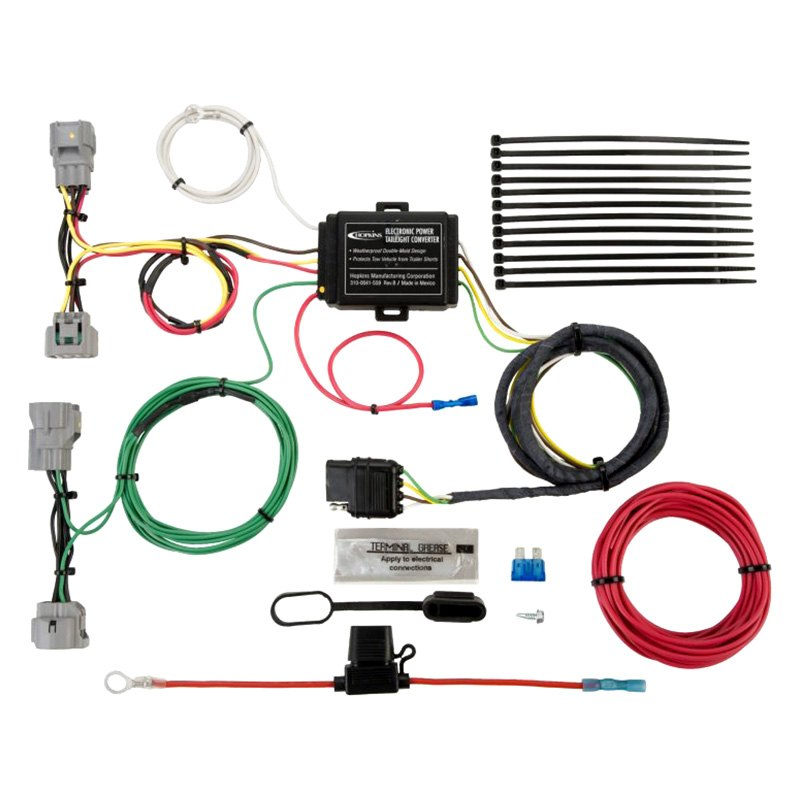 connectorhopkins� - towing wiring harness