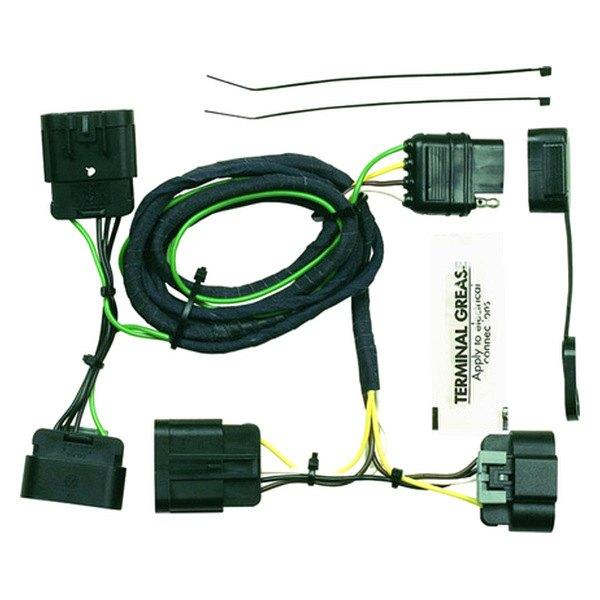 hopkins 11141175 chevy uplander 2005 towing wiring. Black Bedroom Furniture Sets. Home Design Ideas