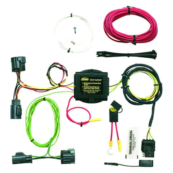 hopkins jeep liberty 2008 2010 towing wiring kit. Black Bedroom Furniture Sets. Home Design Ideas