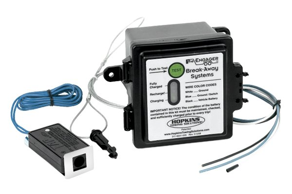 Hopkins Towing Solutions Trailer Wiring  Brake Controllers  U0026 Electrical Parts At Carid Com