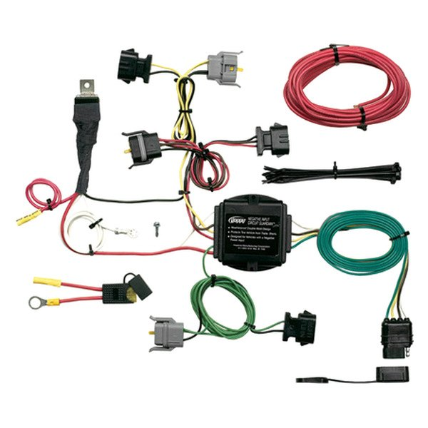 2002 ford windstar trailer wiring harness 2001 ford windstar trailer wiring harness