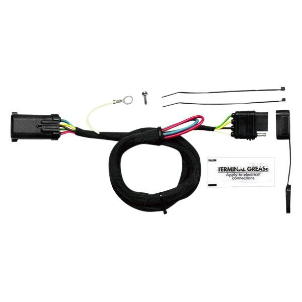 174 ford expedition 2000 2002 towing wiring harness