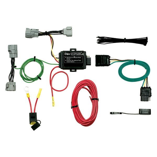 Hopkins jeep grand cherokee  towing wiring kit