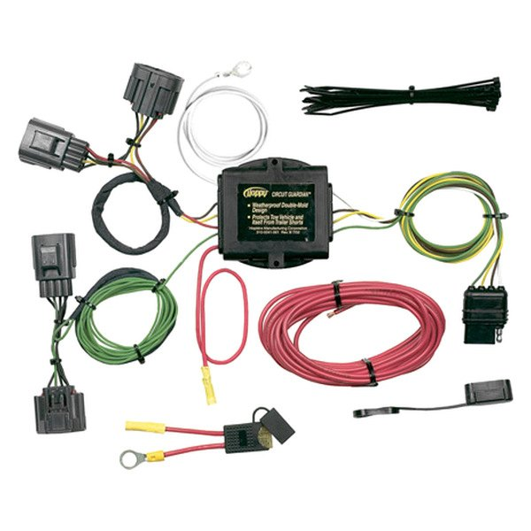 trailer wiring harness jeep commander installing trailer wiring harness jeep liberty #4