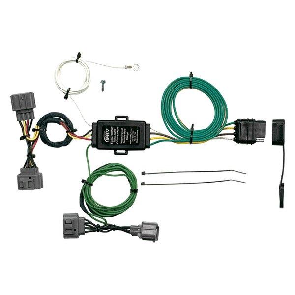 174 43125 honda ridgeline 2006 2014 towing wiring harnesses