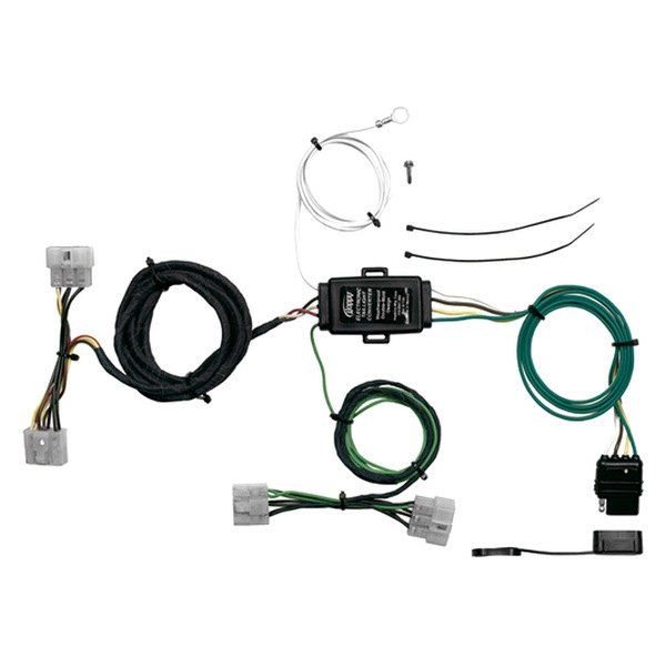 hopkins trailer wiring harness universal  hopkins  free