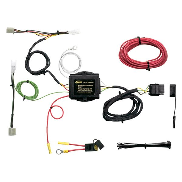 hopkins toyota highlander 2001 2003 towing wiring harness. Black Bedroom Furniture Sets. Home Design Ideas