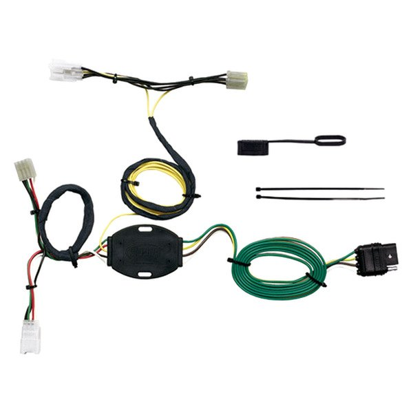 toyota oem trailer wiring harness hopkins® 43465 - toyota rav4 2001-2005 towing wiring harnesses