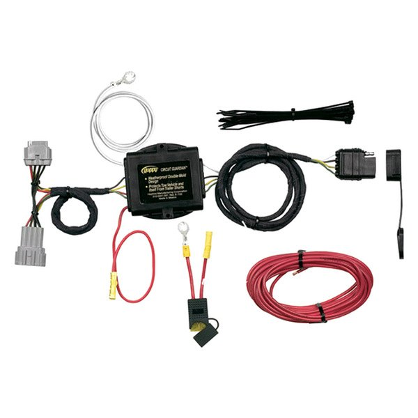 2007 Nissan Frontier Stereo Wiring Harness : Hopkins nissan frontier  towing wiring harnesses