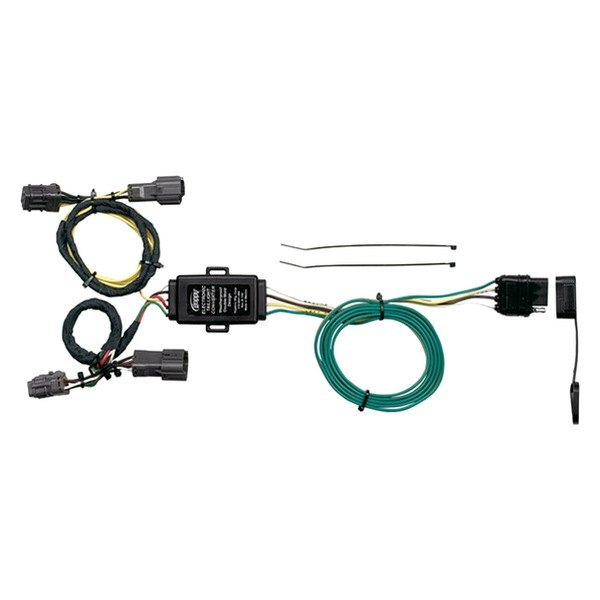 hopkins 43815 hyundai tucson 2005 towing wiring harness. Black Bedroom Furniture Sets. Home Design Ideas