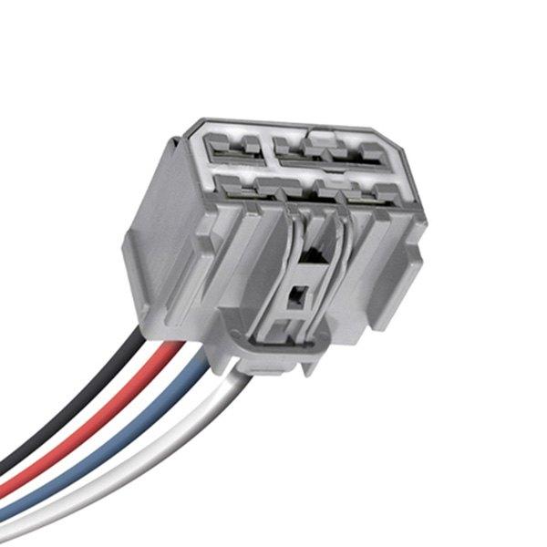 Wiring Diagram Besides Brake Control Harness Tekonsha Prodigy