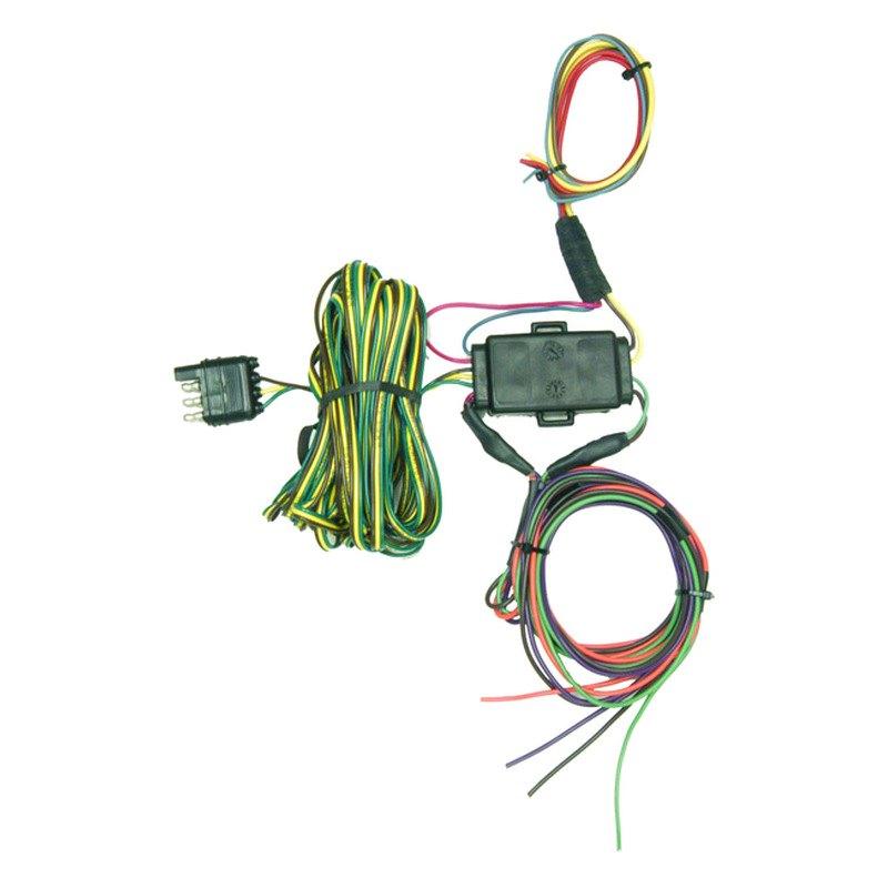 hopkins trailer wiring harness universal  hopkins  free
