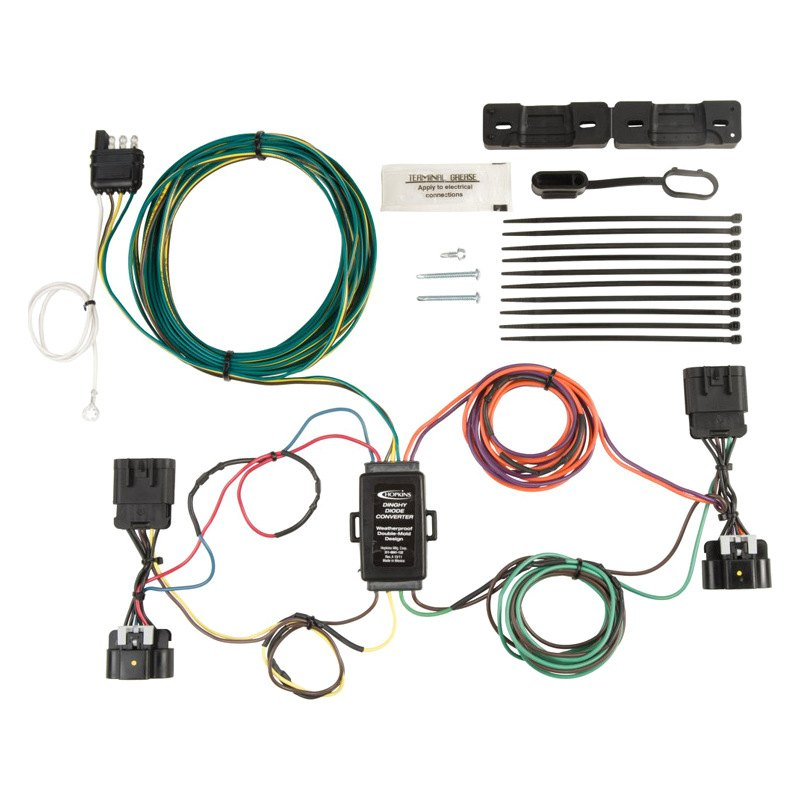 174 chevy suburban 2011 light wiring kit for towed vehicles