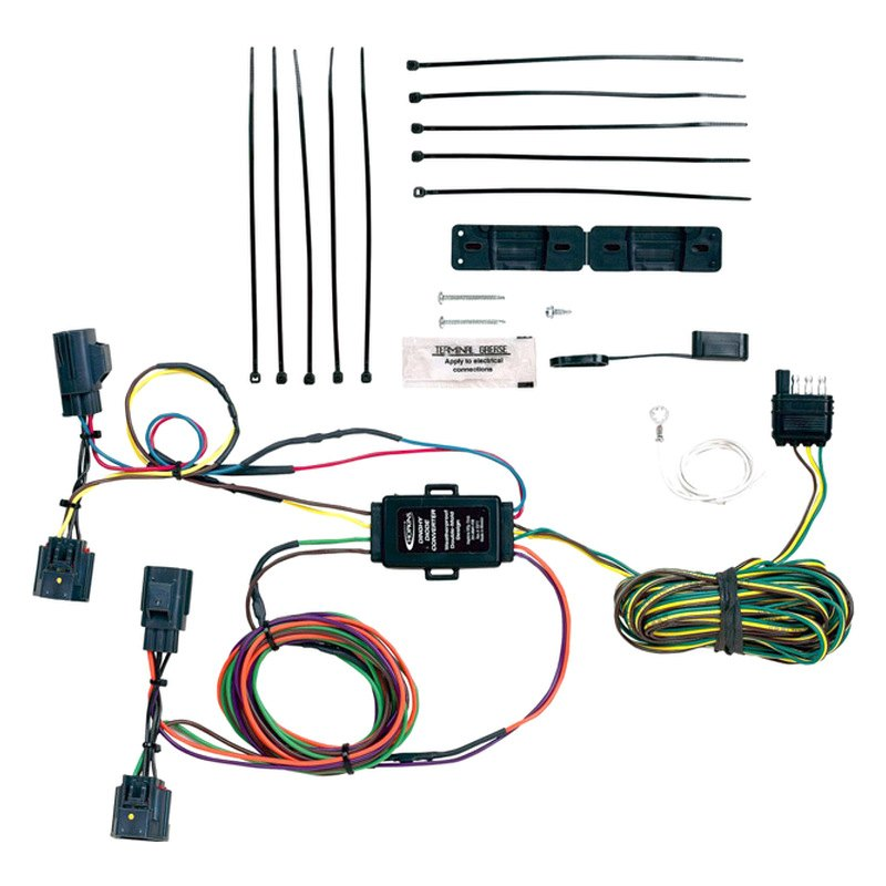Hopkins jeep liberty  towing wiring kit