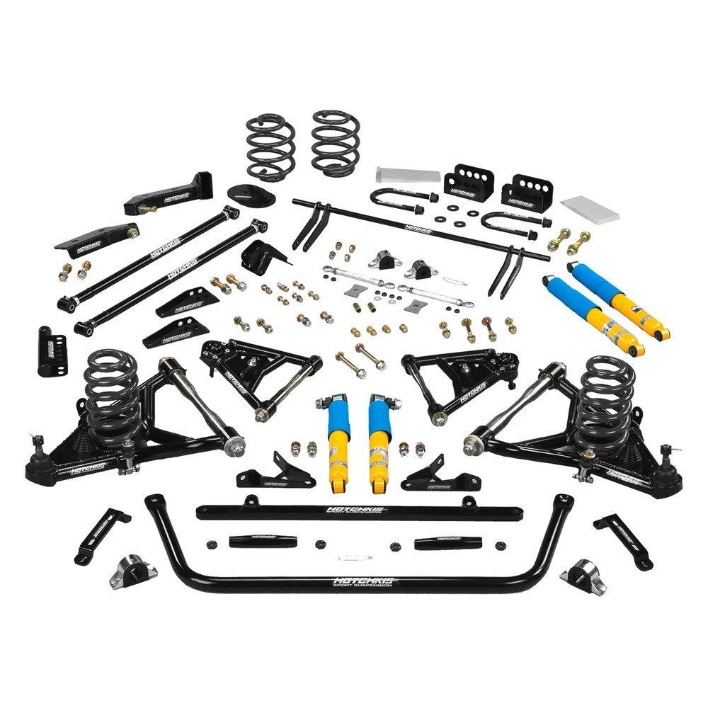 All Chevy chevy c10 suspension kit : Hotchkis® - Chevy C10 Pickup 1967 4