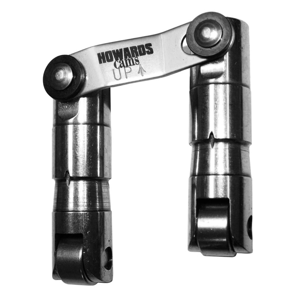 Sbc Hydraulic Roller Cam: Howards Cams - ProMax High RPM Hydraulic Roller Lifters