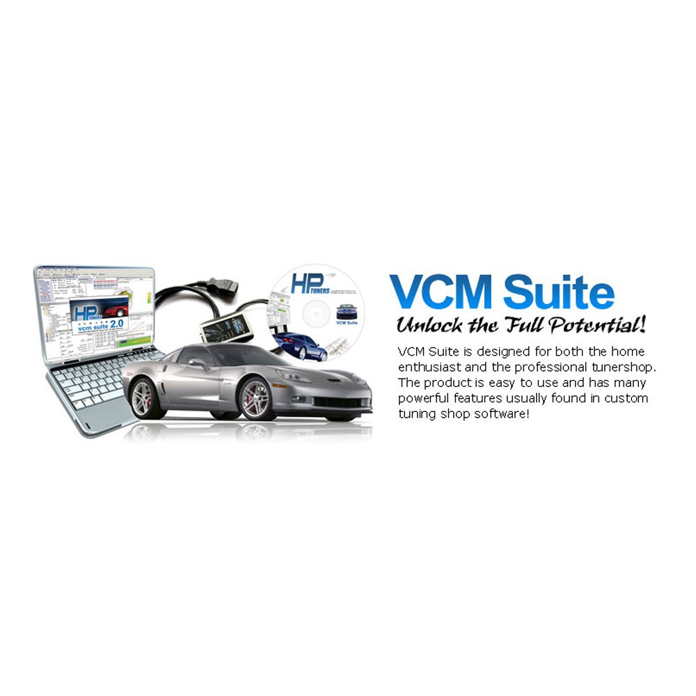 HP Tuners® - VCM Suite