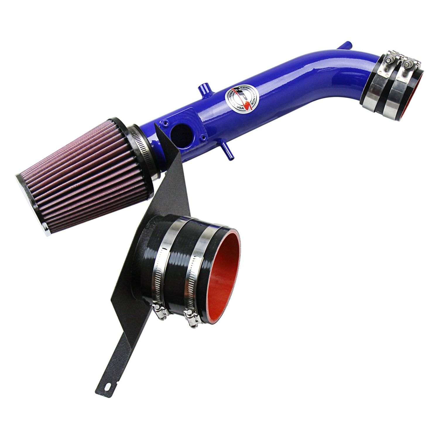 hps lexus is 2001 2004 aluminum short ram air intake system with red filter. Black Bedroom Furniture Sets. Home Design Ideas