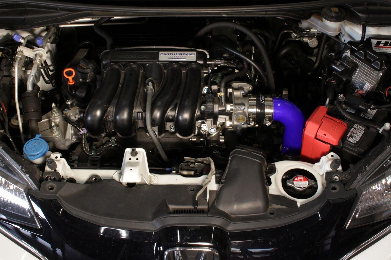 ... Air Intake System on ...