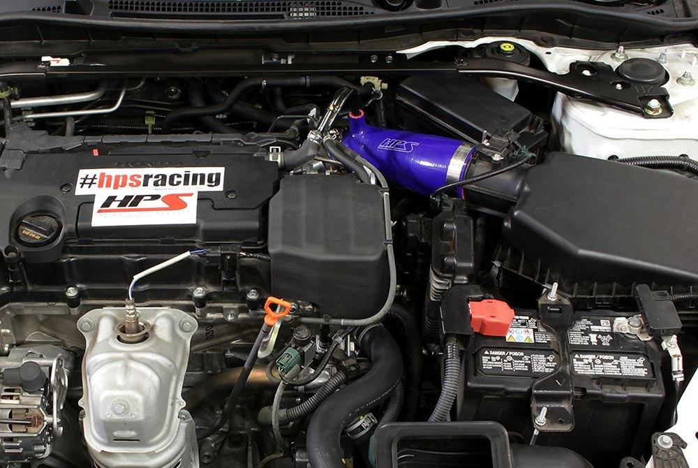 ... Air Intake Hose on CarHPS® ... & HPS® - Honda Accord 2.4L 2013 Silicone Air Intake Hose - CARiD.COM