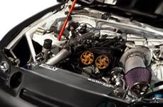 HPS Silicone Hoses® - Air Intake Installed