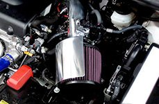 HPS Silicone Hoses® - Air Intake with Heat Shield